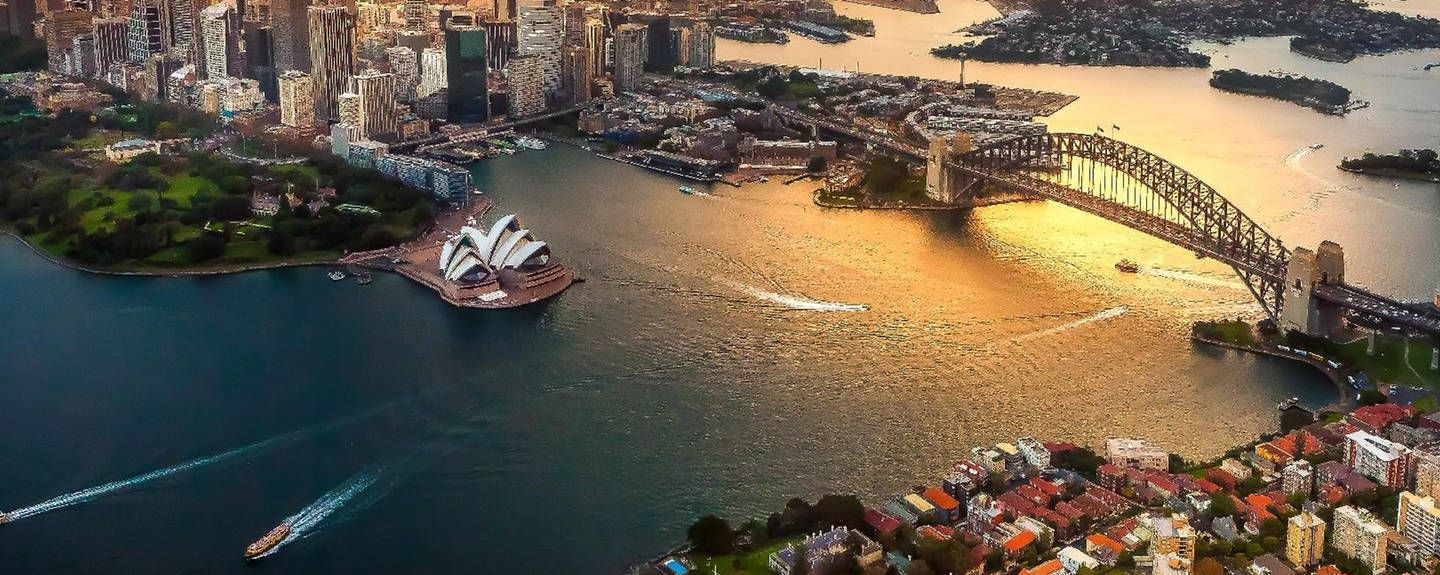 Harbourside, Sydney, New South Wales, Australia