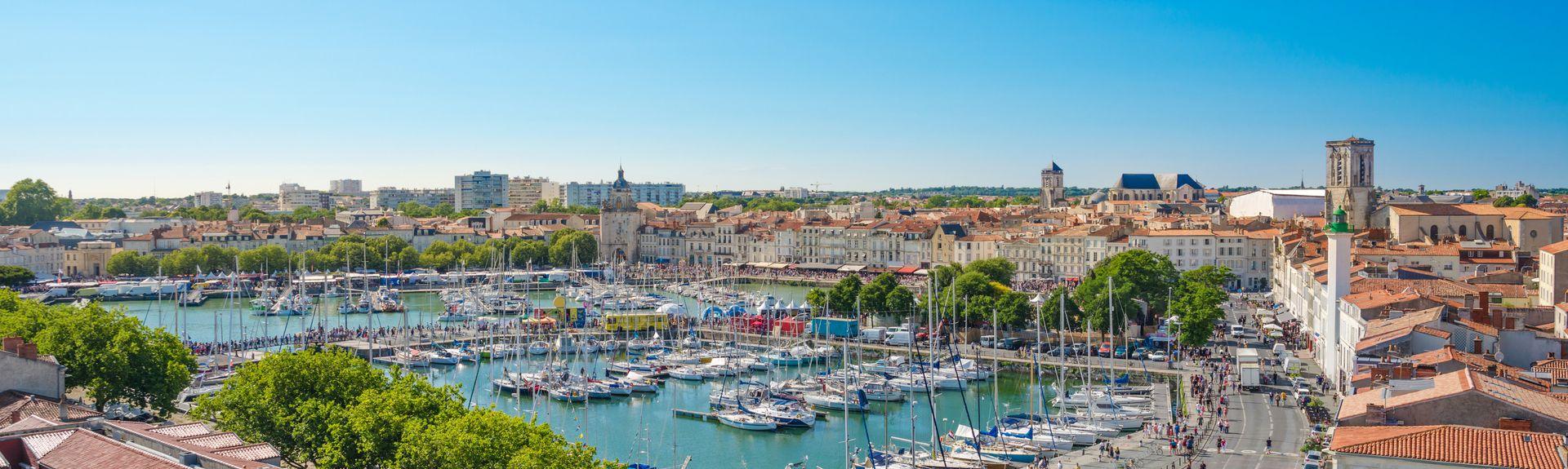 Charente-Maritime, Aquitaine-Limousin-Poitou-Charentes, Ranska