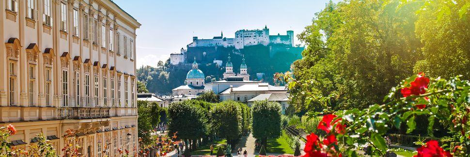 Salzburg, Salzburg, Österreich