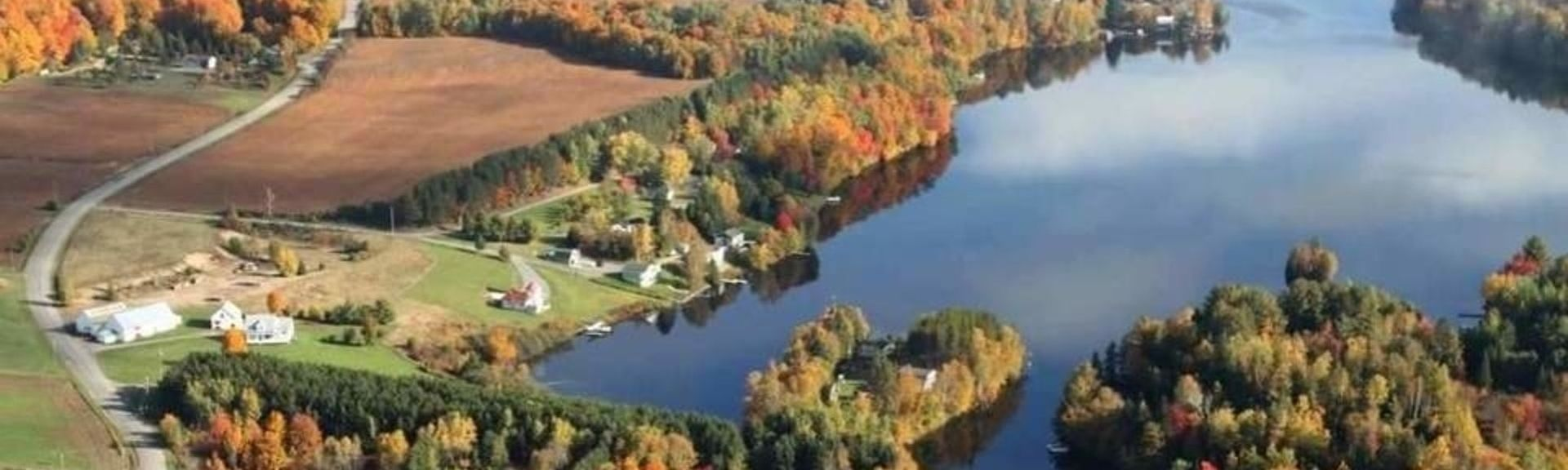 Portneuf Regional County Municipality, QC, Canada