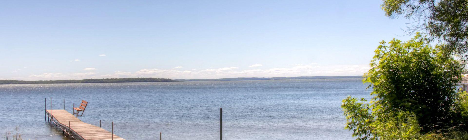 Leech Lake, Minnesota, USA