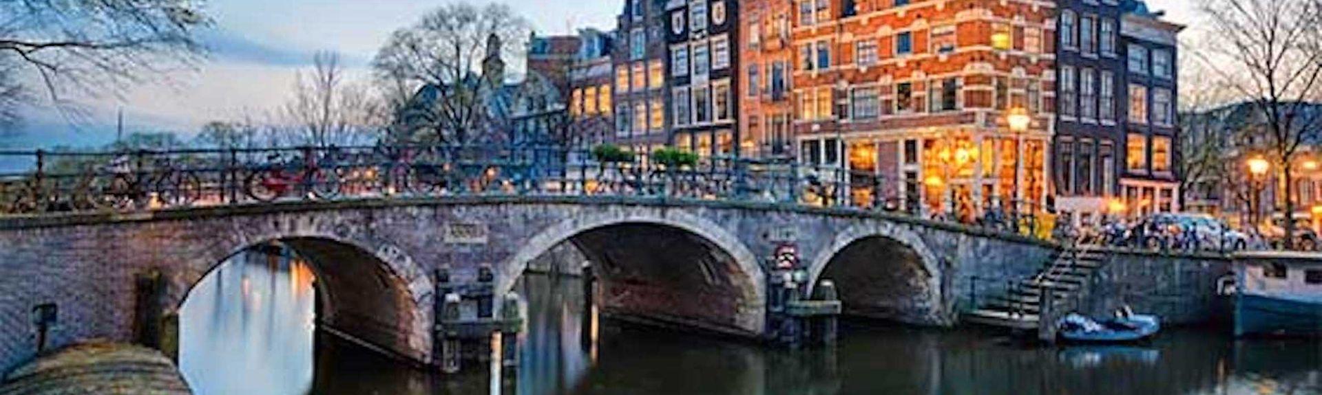 Ámsterdam oeste, Ámsterdam, Holanda Septentrional, Países Bajos