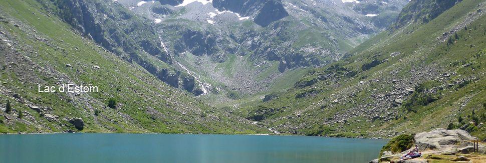 Estaing, Pyrénées Vallées des Gaves, Occitanie, Frankrig