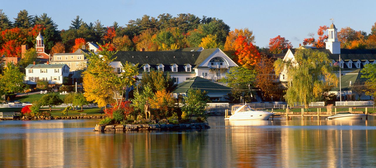 Hotels In New Hampshire Usa