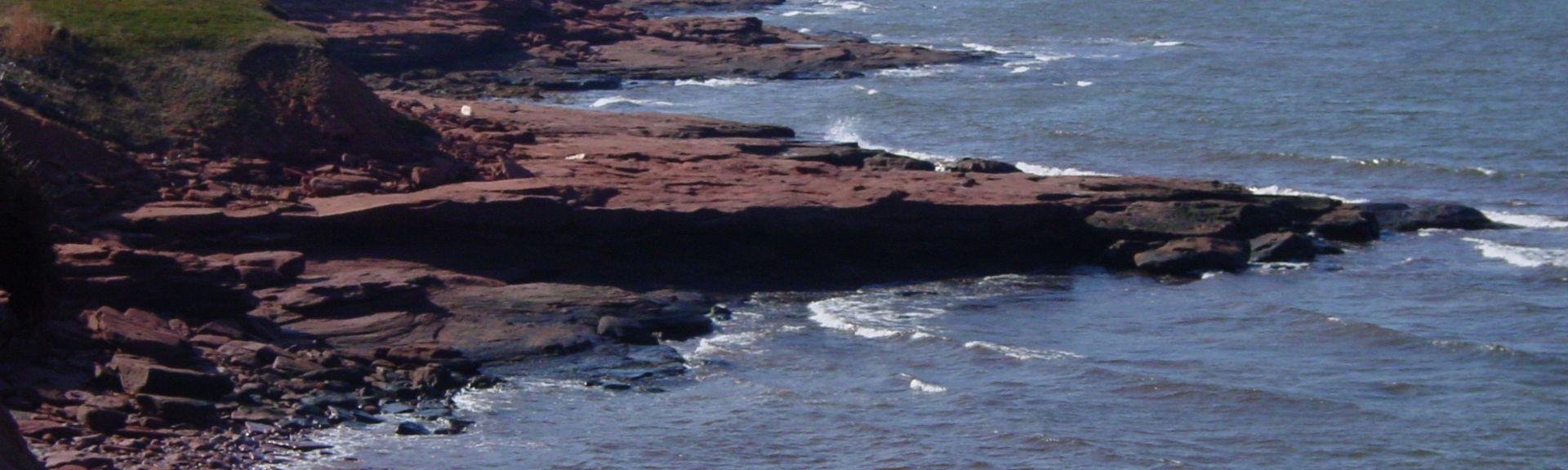 Rollo Bay Greens, Rollo Bay, Prince Edward Island, Canada