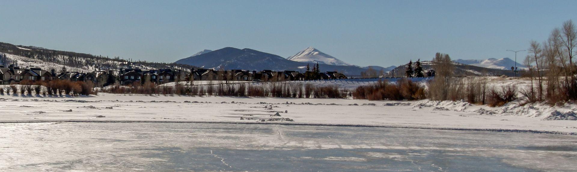 Three Peaks, Silverthorne, Colorado, Estados Unidos