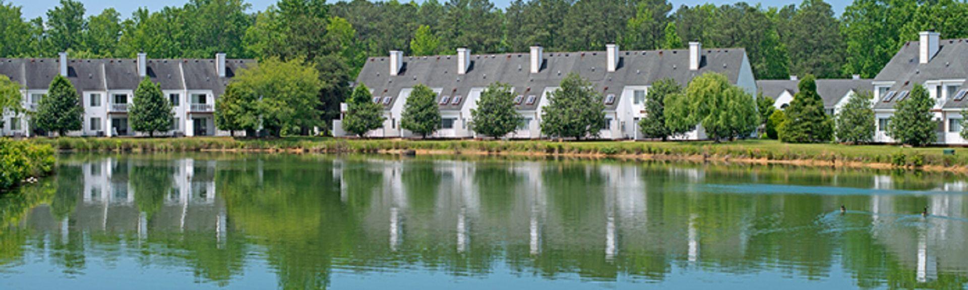 Colonial Williamsburg Visitor Center, Williamsburg, Virginia, United States of America