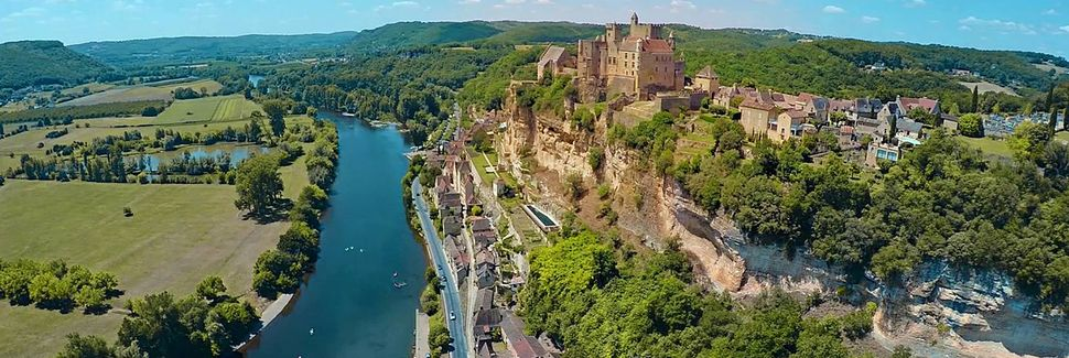 Sainte-Croix, Dordogne, France