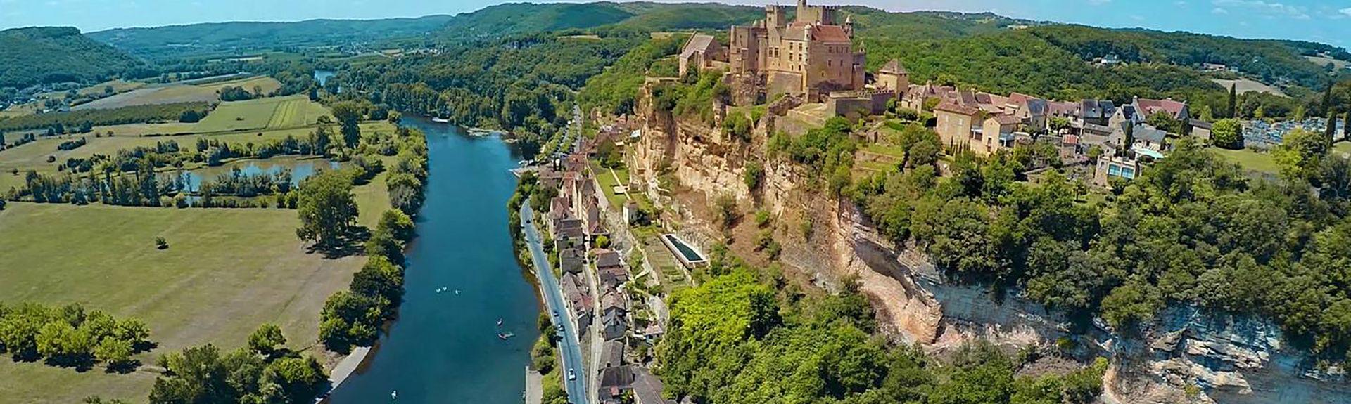 Cause-de-Clérans, Nouvelle-Aquitaine, France