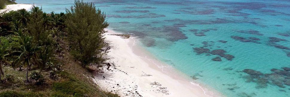 Double Bay, Central Eleuthera, Bahamy