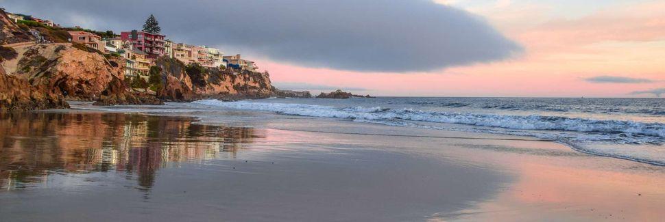 Παραλία Table Rock Beach, Λαγκούνα Μπιτς, Καλιφόρνια, Ηνωμένες Πολιτείες