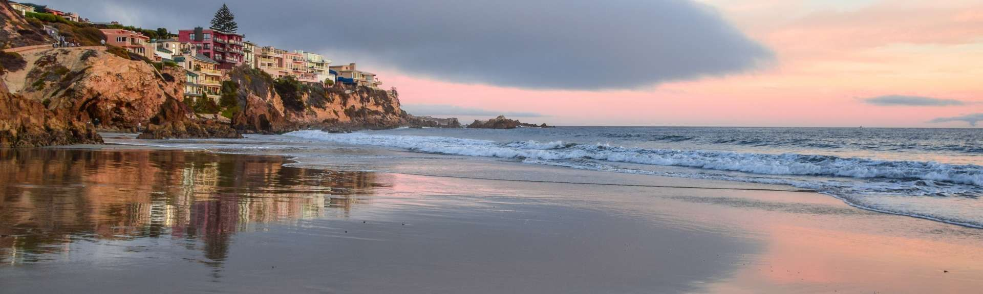 Table Rock Beach, Laguna Beach, CA, USA