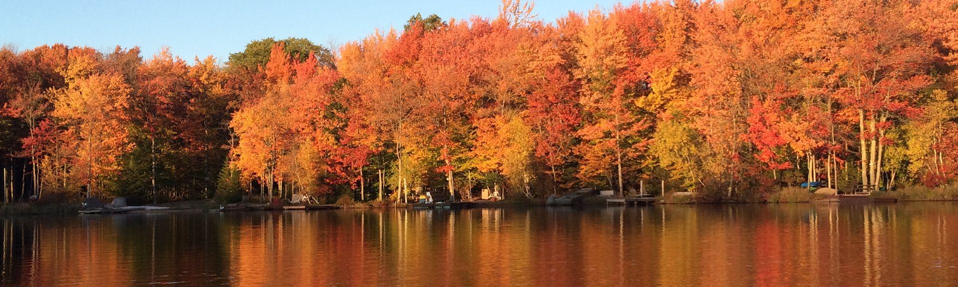 Lehigh Township, Wayne County, PA, USA