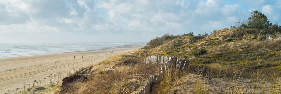La Tranche-sur-Mer, Pays de la Loire, França