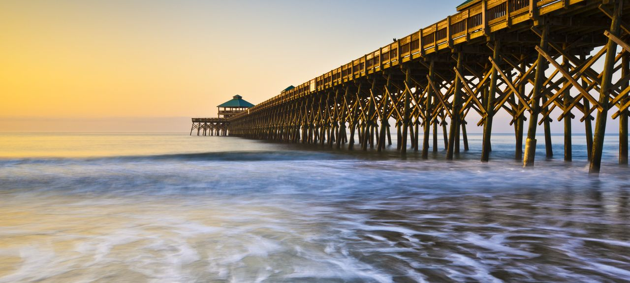 Folly Beach South Carolina United States