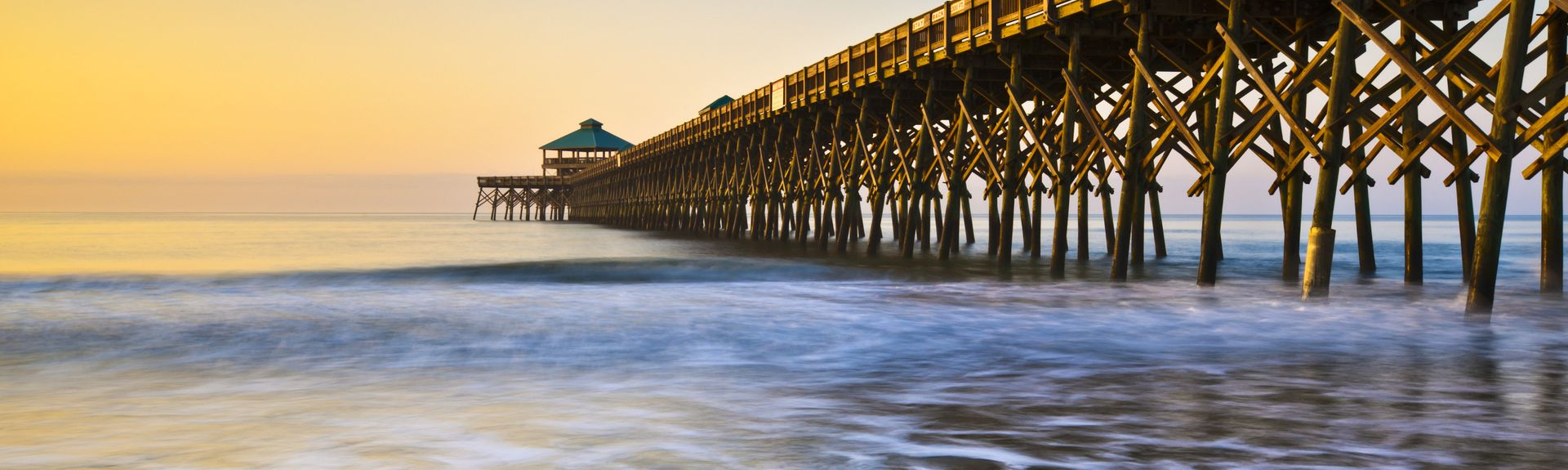 Folly Beach, South Carolina, Verenigde Staten