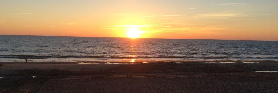 Spiaggia di Hourtin, Francia