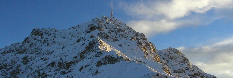 Steinplatte, Tyrol, Áustria