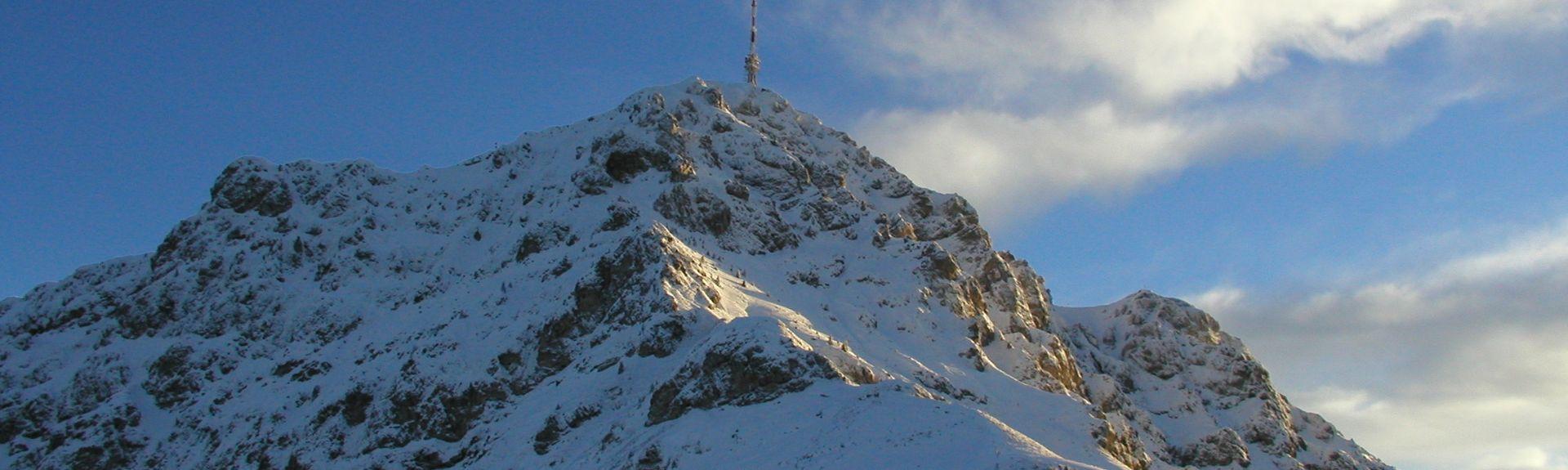 Steinplatte, Waidring, Tirol, Österreich