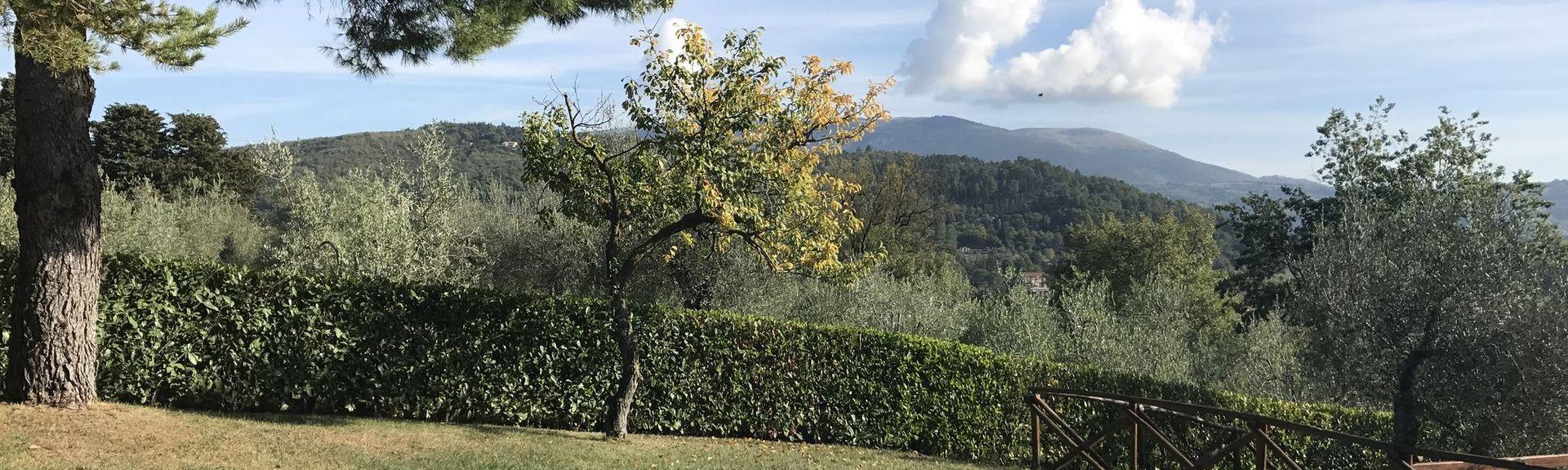 Castel Rigone, Perugia, Umbria, Italy
