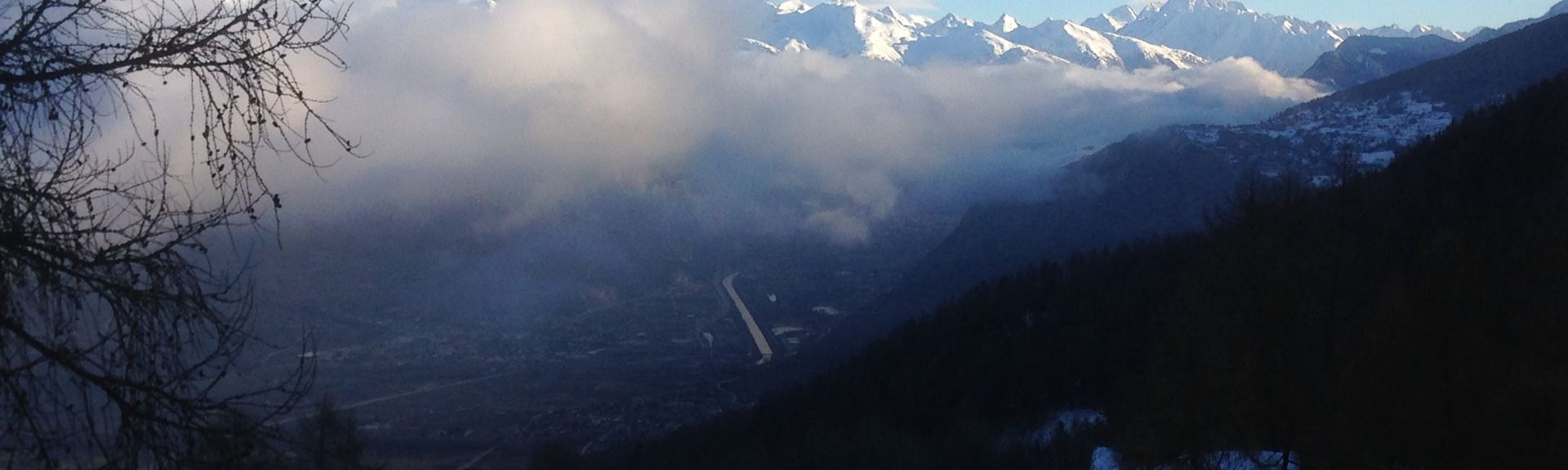 Fully, Valais, Suisse