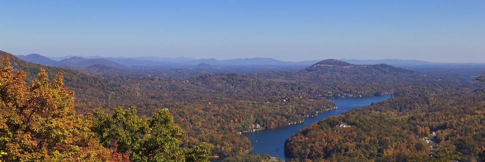 Lake Lure, North Carolina, USA