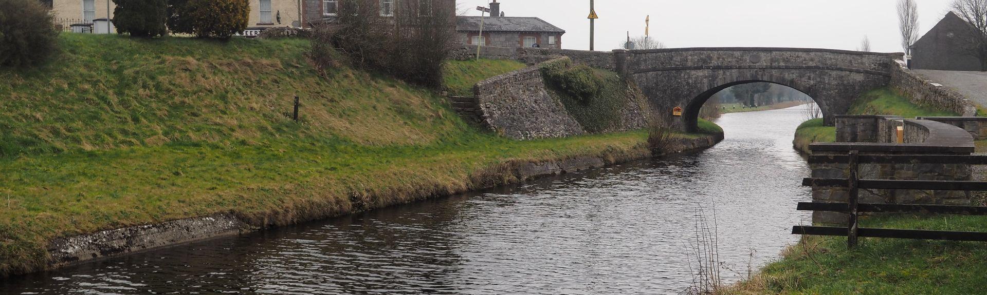 Rock of Dunamase, Offaly, Irland