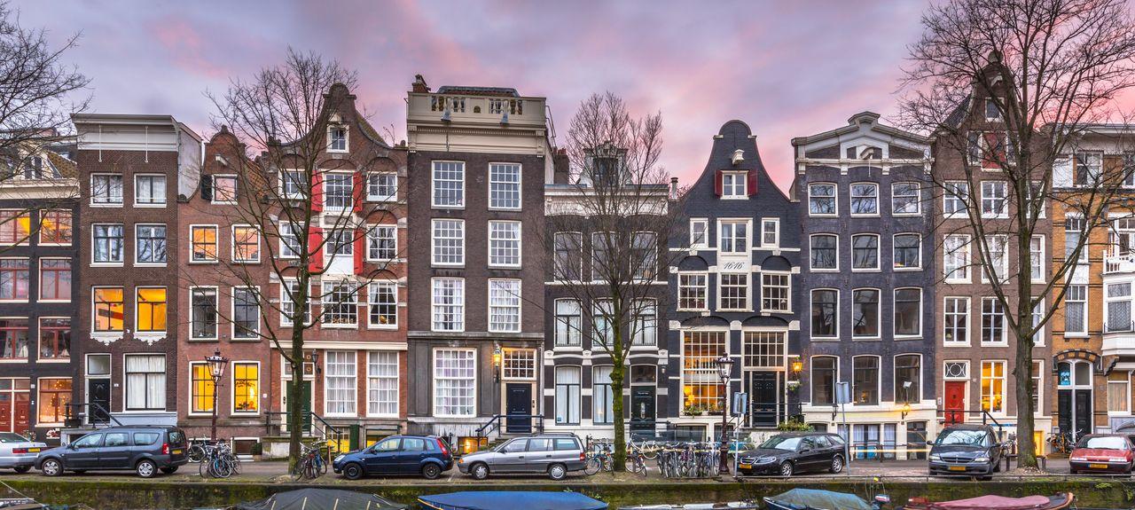 Grachtengordel, Amsterdam, Netherlands