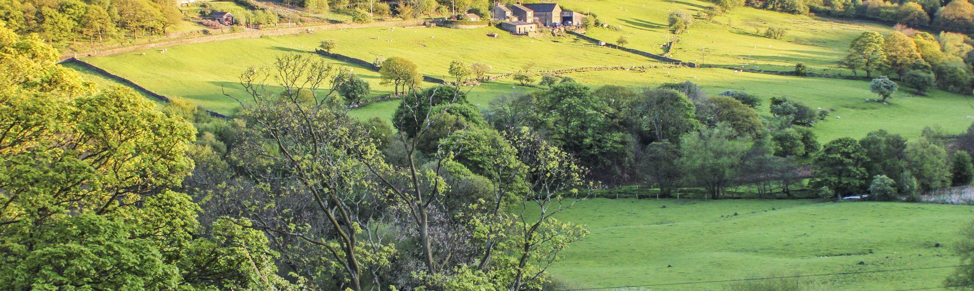 Woodhouse Moor, Leeds, Englanti, Yhdistynyt Kuningaskunta