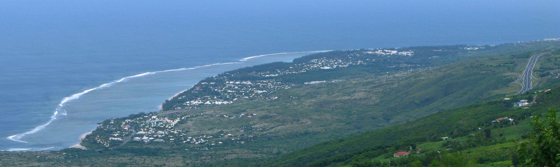 L'Ermitage-les-Bains, Saint-Paul, Arrondissement de Saint-Paul, La Réunion