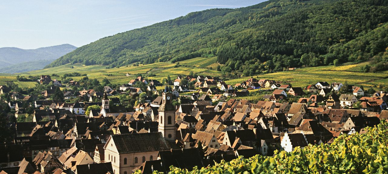 Grand Est, Francja