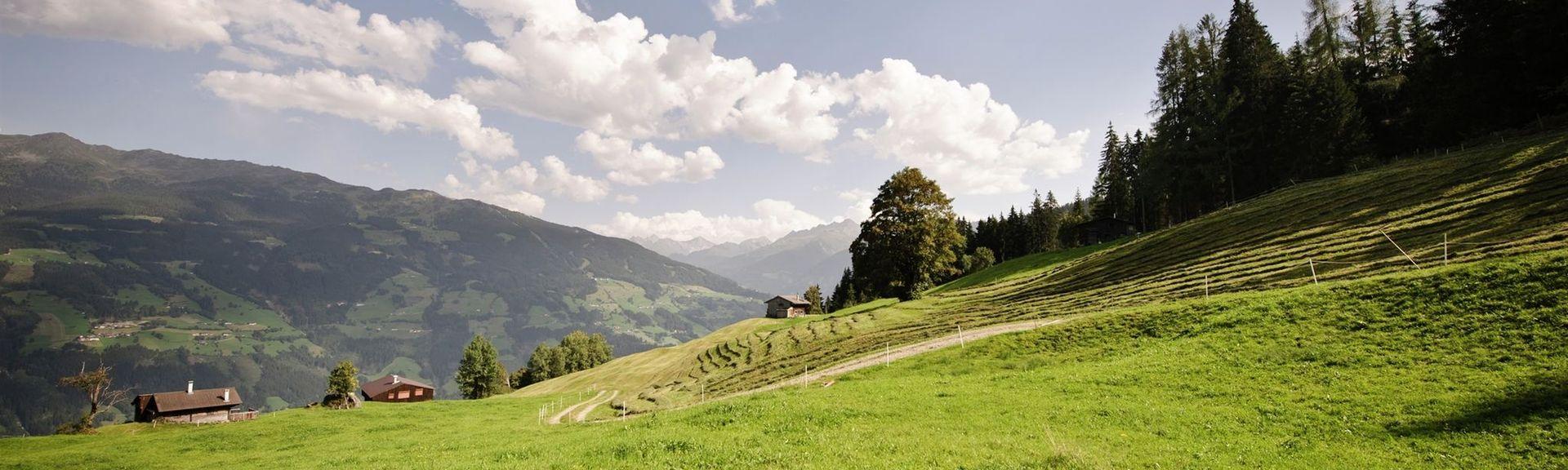 Fuegen, Tyrol, Austria