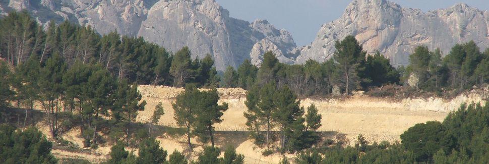 Sarrians, Provence-Alpes-Côte d'Azur, Frankrijk