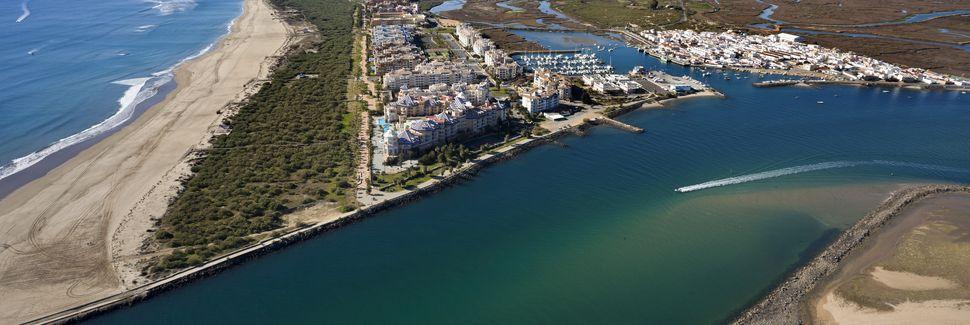 Isla Canela, Andaluzia, Espanha