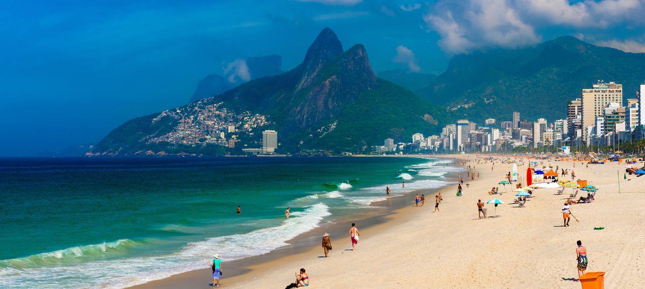 Leblon, Rio de Janeiro - State of Rio de Janeiro, Brazil