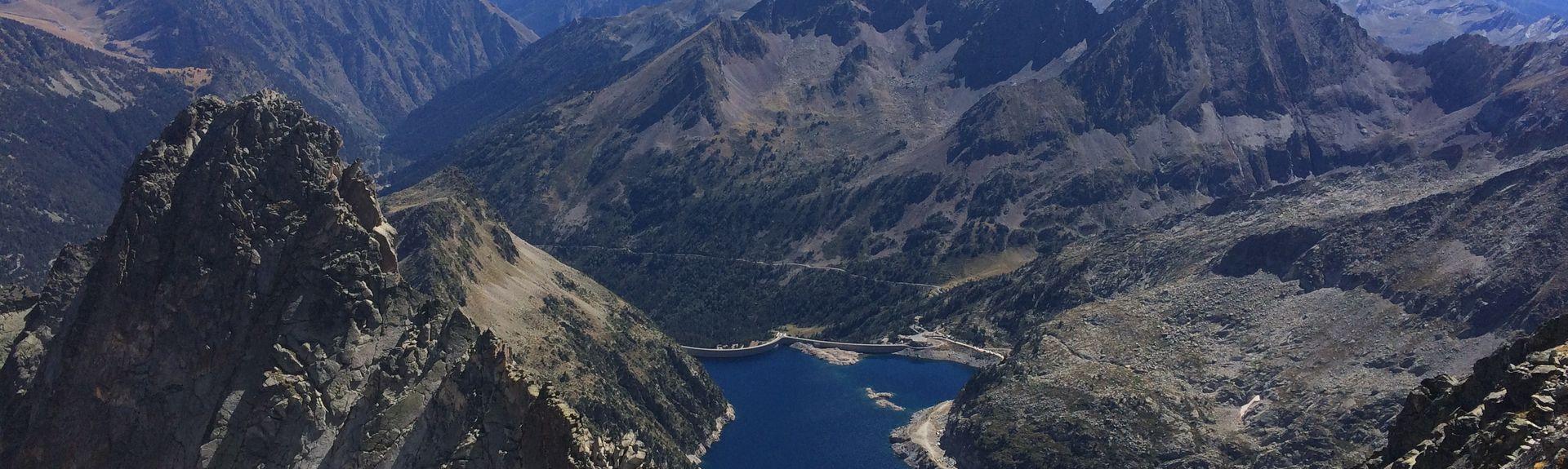 Arreau, Hautes-Pyrenees, France