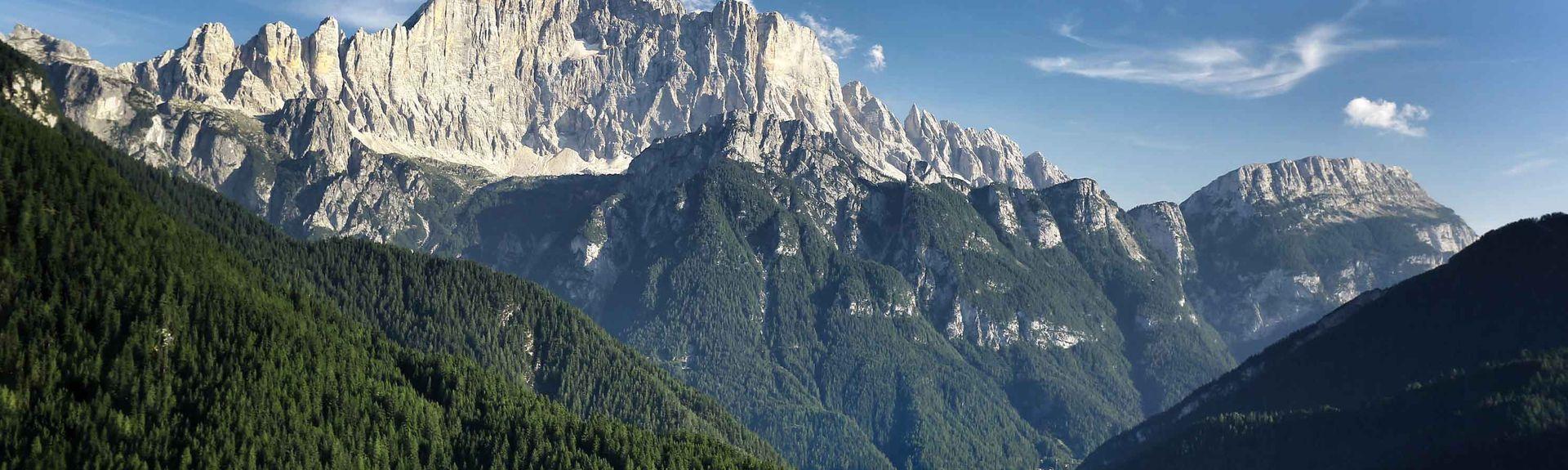 Chies, Belluno, Veneto, Italy