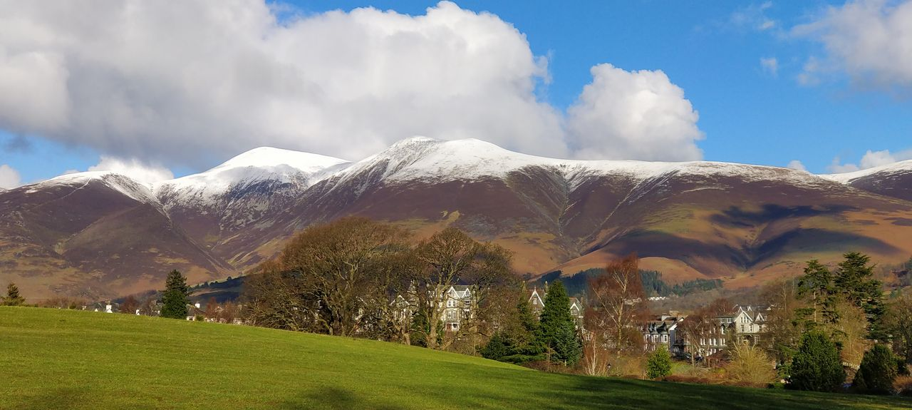 Portinscale, Keswick, Cumbria, UK