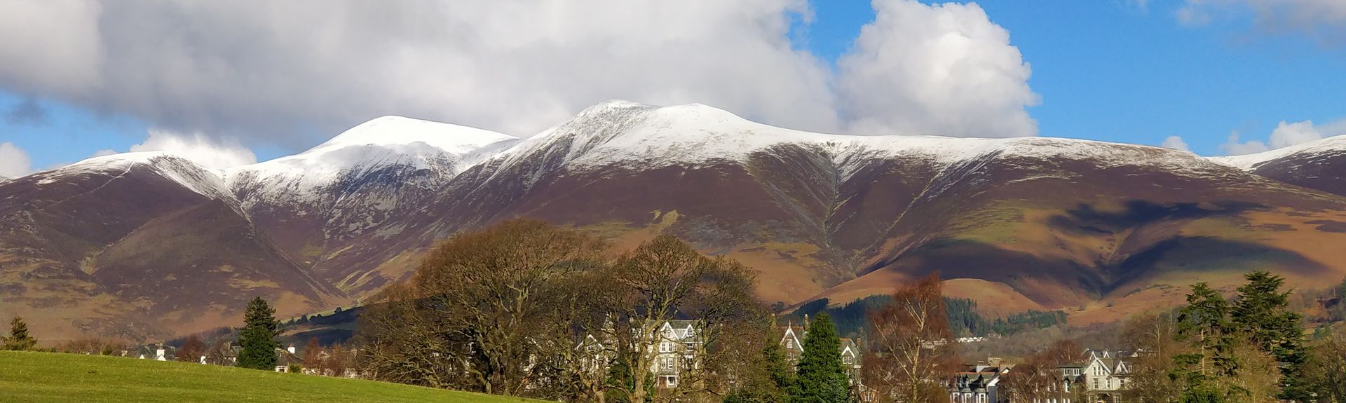 Borrowdale, Keswick, Cumbria, UK