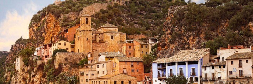Miravet, Catalogne, Espagne