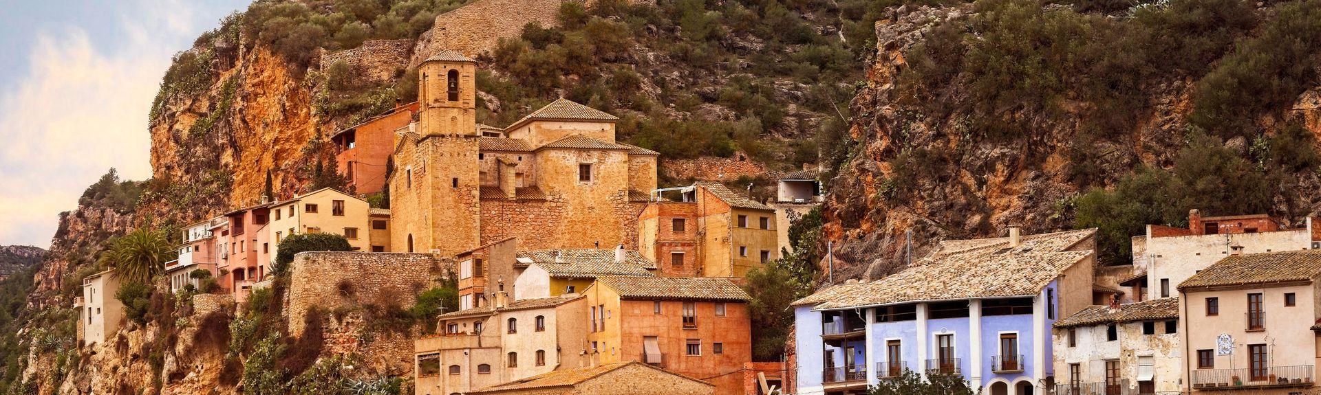 Miravet, Tarragona, Spain