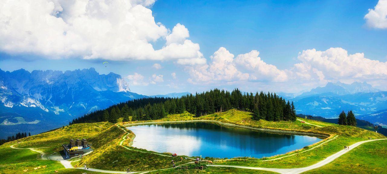 Scheffau am Wilden Kaiser, Austria
