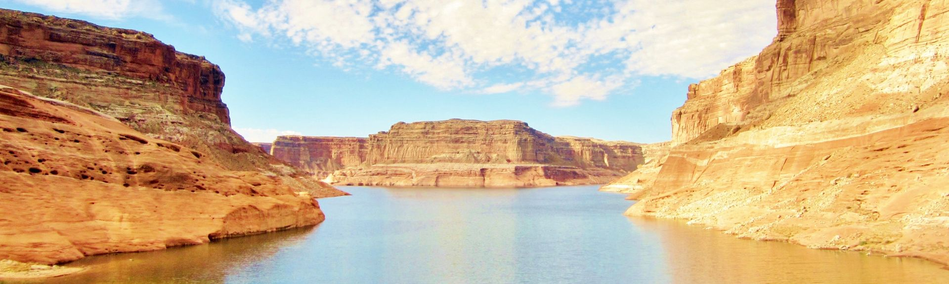 Glen Canyon National Recreation Area, Lake Powell, UT, USA
