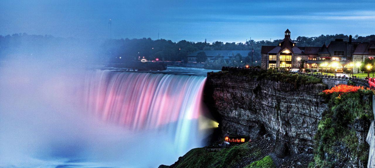 Niagara Falls, État de New York, États-Unis
