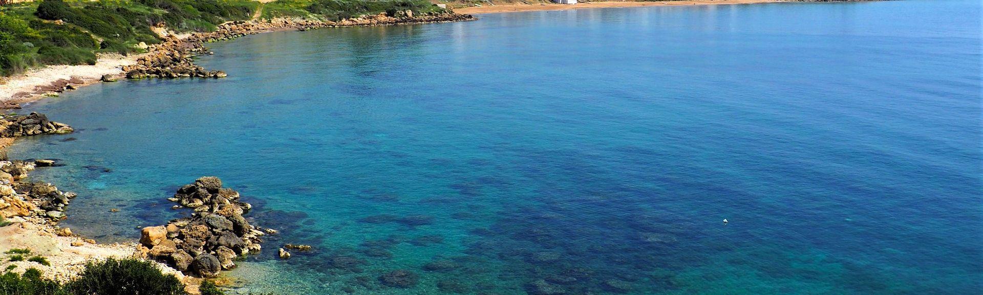 Le Castella, Isola di Capo Rizzuto, Calabria, Italia