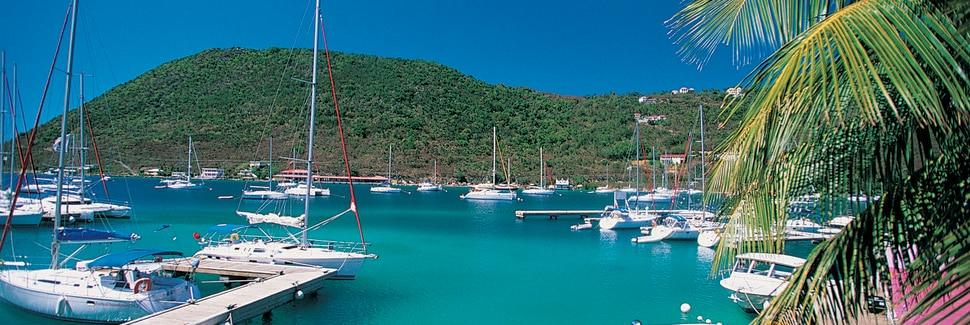 Tortola, Βρετανικοί Παρθένοι Νήσοι
