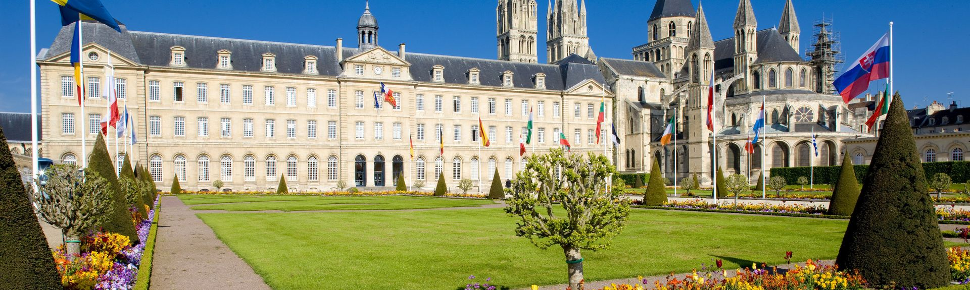 Caen, Calvados (department), France