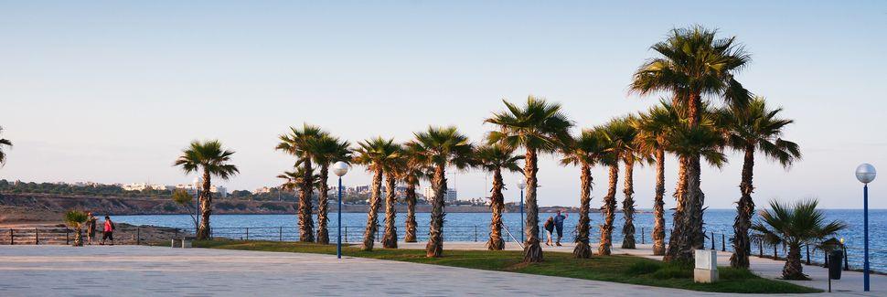 Playa Flamenca, Orihuela, Valencianisches Land, Spanien
