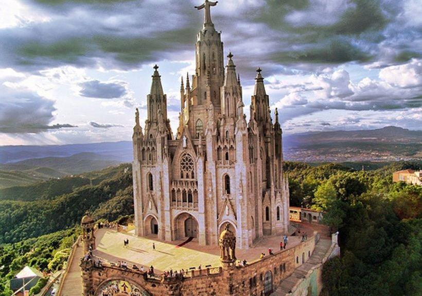 La Nova Esquerra de l'Eixample, Barcelona, Katalonia, Hiszpania