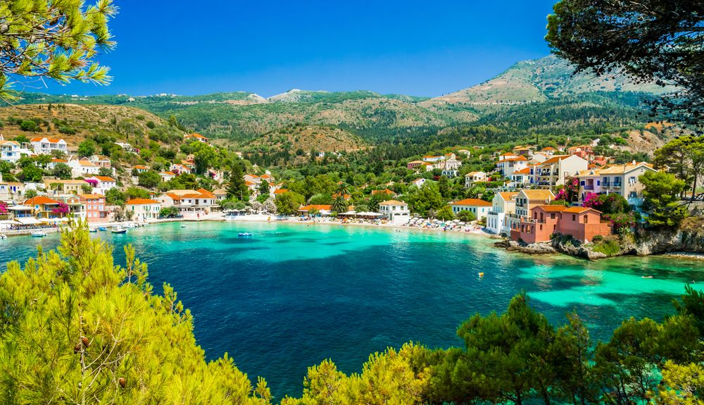 Ionian Islands Region, Peloponnese, West Greece and Ionian Sea, Grecia
